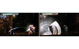 ムチは遠くまで届く。右は、周囲の敵を巻き込む技、ファイナル・スピニング・チェインの画像
