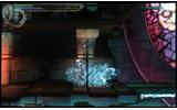 アルカードの特殊能力、ミストフォーム。格子以外にも、敵をすり抜けることもできますの画像