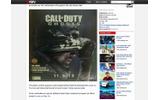 『Call of Duty: Ghosts』が正式発表! ワールドプレミアは5月21日にの画像
