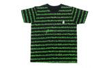 「ジョジョの奇妙な冒険」のAR対応Tシャツ「オラオラボーダーT」を販売、カメラをかざすとスタープラチナが!?の画像