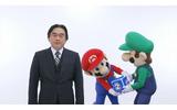 岩田社長自ら語りかけるNintendo Directの画像