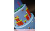 25th Anniversary Super Mario Brothers Cakeの画像