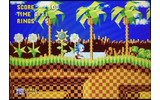 1991年にメガドライブで発売されたアクションゲーム『ソニック・ザ・ヘッジホッグ』の3DS向けリメイク作品ですの画像