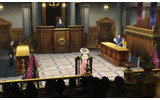 3Dになった法廷の画像