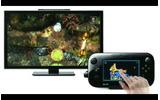 GamePadを使って、TV画面を大きくスクロールの画像