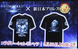 新日本プロレスとのコラボTシャツの画像