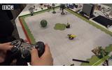 ソニーとレゴが共同開発 ― コントローラーや人の動きで操作する次世代技術のハイテク玩具の画像