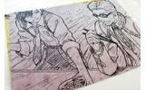 クリーム牛丼の特典・ルドガー&ユリウスの画像