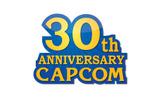 カプコン創業30周年記念ロゴマークの画像