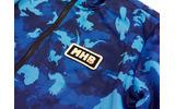 胸にはMHB(モンハン部)の刺繍ワッペンの画像