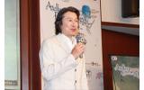 コーエーテクモホールディングス 代表取締役社長・襟川陽一氏の画像