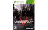 『アーマード・コア ヴァーディクトデイ』Xbox360版ジャケットの画像