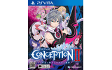 『CONCEPTION II 七星の導きとマズルの悪夢』PS Vita版パッケージの画像