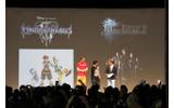 【ジャパンエキスポ2013】野村哲也氏と橋本真司氏が『KINGDOM HEARTS -HD 1.5 ReMIX-』をアピールの画像