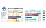 「EVO 2013」トーナメントスケジュールの画像