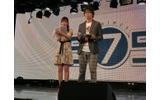 向かって左:磯村知美さん 右:森本兼次郎氏の画像