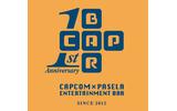 カプコンバー1周年記念ロゴの画像