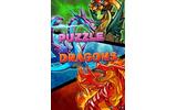 『パズル&ドラゴンズ』ゲームタイトル画面の画像