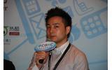 レンレンゲームズジャパンのJacob Feng氏の画像