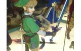 【ワンフェス2013夏】『ゼルダの伝説 スカイウォードソード』のリンクを忠実にビックサイズで再現「RAH リンク」の画像