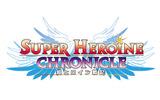 『超ヒロイン戦記』ロゴの画像