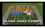 ポケモン風収集要素とチェスの戦略が合体した『Terramentals』、Wii U版リリースが予定の画像