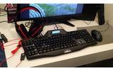 参加者は『Logicool G』のヘッドセット、マウス、キーボードをそれぞれ使用。の画像