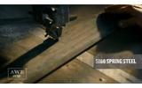 見事なスゴ技!本物の鍛治職人がゼルダシリーズの武器・マスターソードを忠実再現の画像