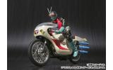 S.H.Figuartsに仮面ライダー1号の高性能専用マシン「サイクロン号」が登場の画像