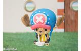 チョッパーがchibi-artsで可動フィギュアになって発売、豊富な小物・差し替えパーツが付属の画像