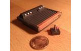 3Dプリンターで作るミニチュアレトロゲームハードの画像
