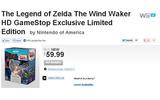 GameStop 商品ページの画像