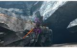 『モンスターハンター4』高低差を利用した新モーションが続々追加、あの既存武器がさらなる躍動を遂げる!の画像
