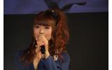 主人公「西住みほ」の声優を務める渕上舞さんの画像