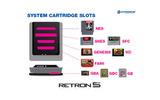 """ファミコンやメガドラなど複数のレトロハードに対応した互換機""""RetroN 5""""の発売日が決定の画像"""
