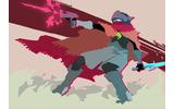 「ゼルダ meets ディアブロ」風タイトル『Hyper Light Drifter』、PS4/PS Vita版の配信が決定の画像