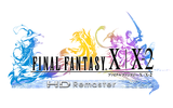 PS3『ファイナルファンタジーX/X-2 HDリマスター』ロゴの画像