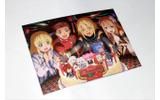 ufotableの描き下ろし「10th Anniversary Greeting Card」の画像