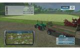 播種をしたら成長を待とう。その間に収穫に必要な農機を移動させるといいの画像
