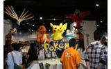 『ポケットモンスターX・Y』の新商品が並び店内は一新したかのよう!の画像