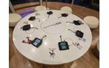 ニンテンドー2DS試遊台の画像