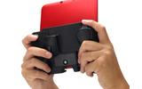 右手人差し指で視点操作が行える、3DSLL用グリップ改造パーツ「クロオビ」が10月31日に発売決定の画像