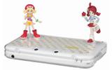 『ぷよぷよテトリス』の発売日が来年2月6日に ― 本体をぷよぷよ仕様にカスタマイズできる「カバーセット」も同時発売、フィギュアなどが付属の画像