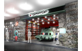 写真:『GUNDAM Cafe イオンモール幕張新都心店』外観(※写真はイメージです) (C)創通・サンライズの画像