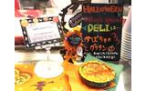 ハロウィン限定のスペシャルプレートメニューとして「かぼちゃのグラタン」を注文できたの画像