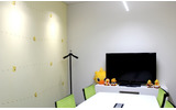 """スクエニの会議室。『ファイナルファンタジー』の""""チョコボ""""がテーマになっていたの画像"""