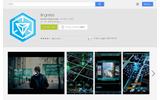 Google playサイトショットの画像
