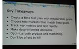 【GDC Next 2013】グリーが語るスマホの「βテスト」・・・単なるバグ取りではないの画像