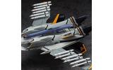 ハセガワから「1:72スケール  VF-25F/S メサイア」が登場、アルト機F型とオズマ機S型の選択式の画像
