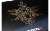 エンブレムには「DEO VOLENTE」の文字の画像
